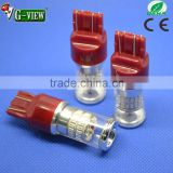 super power stop/brake/parking/tail/reverse/back-up/turn light Auto LED light 7440/7443 48smd 3014 wide voltage 10v-30v