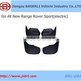 Car accessories mud flap for All new Range Sport 2014 electric