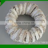 2013 Hot wooden flower Wreaths For Christmas deco