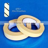 autoclave sterilization tape/ medical indicator tape and sterilization indicator tape for steam