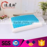 Whosale imported GEL silicone cool pad memory foam neck pillow                                                                         Quality Choice