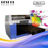 Inkjet Printer Machinery, Plastic inkjet direct printing machine , Flatbed Printing Machine For Sale