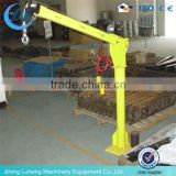 High quality portable Mini Lifting Crane , Electric Mini Crane for sale