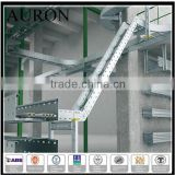AURON/HEATWELL Large-span Mild Steel cable bridge/large-span Stainless steel cable tray/Carbon Steel cable bridge support/