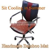 luxury handmade China bamboo charcoal desk chair seat cushion