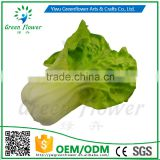 Greenflower 2016 Wholesale artificial PU Milk cabbage China handmaking decoration