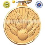 custom cheap Wholesale bowling medal