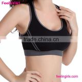 Quality Newly Design high impact sports bra                                                                                                         Supplier's Choice