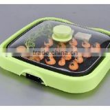 36cm Square electric grill pan