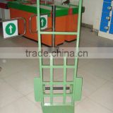 tiger trolley metal trolley hand truck trolley cart luggage cart supermarket cart