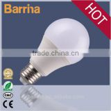 led light bulbs wholesale sale warm white SMD2835 led bulb housing with CE,SAA,ROHS approved