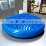 Massage Balance Disc Green balance cuhsion for sitting with logo printed