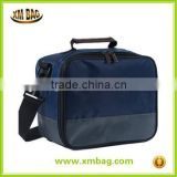 New Arrived Insulated Cooler Bag, Customized Tote Messenger Style Men Premium Lunch Bag                                                                         Quality Choice