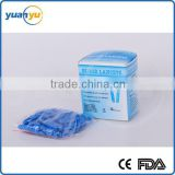 Disposable Safety Blood lancet / Sterile Twist blood lancet                                                                         Quality Choice