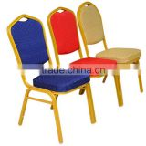 stacking party used hotel aluminum banquet chair                                                                                                         Supplier's Choice
