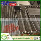 factory price 304 stainless steel eye link conveyor transmission belts