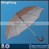 Promotional automatic open straight one dollar umbrellas banana market prices