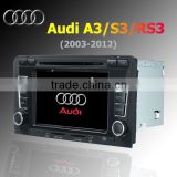 for audi a3 dvd gps navigation radio tv bluetooth ipod                                                                         Quality Choice