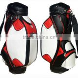 Hot Sale PU Golf Staff Bags