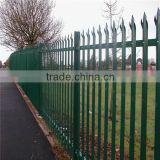 High Quality palisade /palisade fence /2.1m Polyester Powder Coated Palisade Fencing( 20 years professional factory)