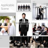 2015 Quality Men's bespoked suit OEM Custom tailored suits for men