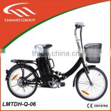 250w 24v12ah foldable lead acid battery electric bicycle with pedal assisted