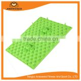 Large Size Plastic Acupuncture Needle Mat Spike Mat Massage Mat Runing Man Sport Mat Neck Back Pain Relife