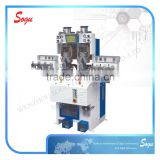 Steam Model Backpart Shoe Moulding Machine