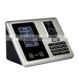 Hot Selling Colorfull Screen Big Face Capacity Rfid Card Biometric Time Attendance system face recognition camera system