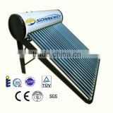 2015 new home solar systems vacuum tubes for solar water heater