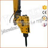 11-16 ton excavator used rock breaking tools hydraulic breaker jack hammer
