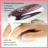 factory wholesale portable radio frequency cv ultrasound rf fat loss slimming device for body fat removal
