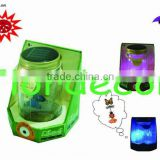 Solar Powered Butterfly Jar with LED/Creative Chidren Gifts(FDS001)