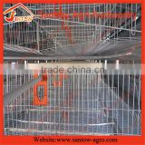 Stable steel structure professional chicken egg layer cage chicken cage for 1 day old chicks