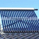 Supplying Sunny Water Solar collectors with manifold and heat pipe vacuum tube                                                                         Quality Choice