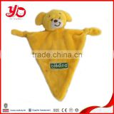 High quality soft plush bear baby blanket stuffed baby comforter baby toy stuffed bear blanket