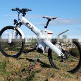 small electric bicycle with aluminum/alloy frame made in China