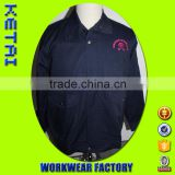 Factory directly customizable oil field navy mens work wear