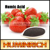 Huminrich Shneyang Water Soluble Increase Yield Powder Fertilizer Humic Acid From Leonardite