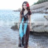 Sexy Women Summer Long Maxi Evening Cocktail Party Beach Dress evening dress