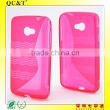 25 Colors Are Available Hot sale S Line style TPU cell phone case blu phone case for For L45/x130G