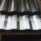 products you can import from SGCC DX51D SGLCC Hot Dipped ZINCALUME / GALVALUME Galvanized Corrugated Steel / Iron Roofing Sheet