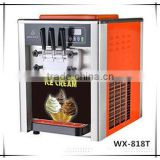 2015 New Design Unisnow Soft Ice Cream Machine Frozen Yogurt Machine CE Approved Ice Cream Machine
