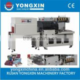 Automatic L Type Sealing Box Shrink Package Machinery