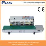 New automatic film sealing machine FR-770 electric heat bag sealer maquinas impulse sealer machines