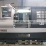 HS-CK6166A New desktop cnc lathe and alloy wheel lathe cutting machine