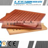 gypsum board standard size aluminium perforated panels acoustic ceiling tile