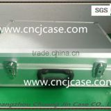 China silver carrying hard case tool storage aluminum box