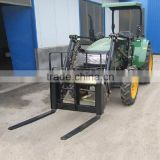Quick hitch and release type Tractor Front Pallet fork, Forklift for sale