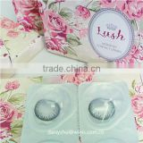 Inquiry About Lush Singapore cosmetic 1 month 2 tone 14mm wholesale Royal luxury colour contact lens
